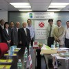 Meeting with Ibaraki-ken Fire Protection System & Maintenance Association